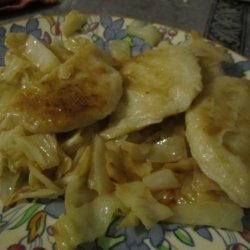 Homemade Sauerkraut Pierogies / Perogies - Old Fashioned Recipe recipe
