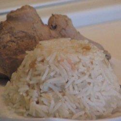 Ginger Rice recipe