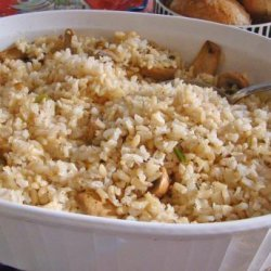Brown Rice Royal recipe