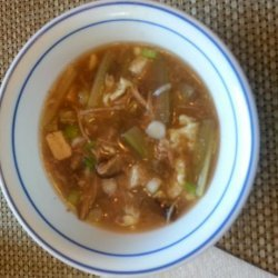 America's Test Kitchen Hot Sour Soup recipe