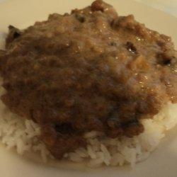 Crock Pot Mongolian Style Beef recipe