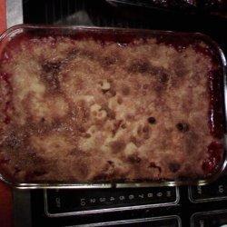 Cake Mix Cobbler recipe