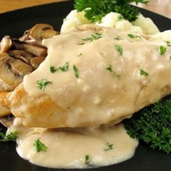 Chicken Breasts in Cream Sauce recipe