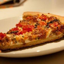 Pizzeria Uno Chicago Deep Dish Pizza recipe