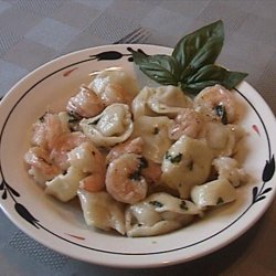 Shrimp and Tortellini recipe