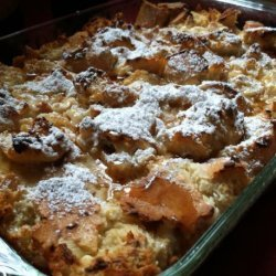 Maple Cream Cheese French Toast Casserole recipe
