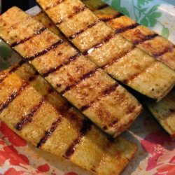 Grilled Yellow Squash and Zucchini recipe