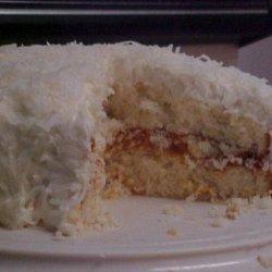 Mrs Cobb's Coconut Cake recipe