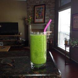 Dr. Oz's Green Drink recipe