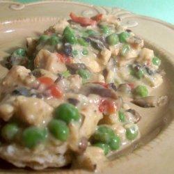 Kittencal's Turkey or Chicken a La King recipe