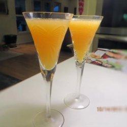 Rachael Ray's Mimosa recipe