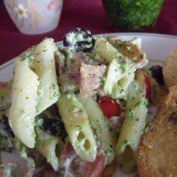 Delicioso Antipasto Pasta Salad recipe