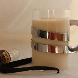 Hot Vanilla Milk recipe
