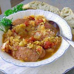 Polish Cabbage Casserole recipe
