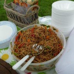 Asian Noodle Salad recipe