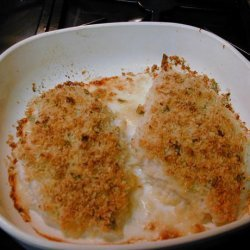 Parmesan Chicken Breasts With Lemon  (no Tomatoes!) recipe