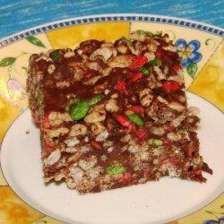 Chocolate Rice Krispies Treats recipe