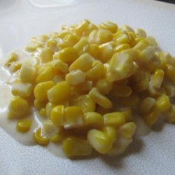 Delicious Cream Corn recipe