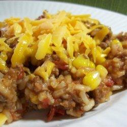 Skillet  Fiesta  Dinner recipe