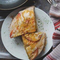 7 Layer Tortilla Pie recipe