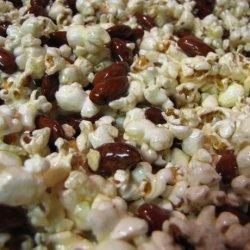 Mel's Caramel Corn recipe