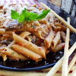 Low Fat Penne a La Vodka recipe