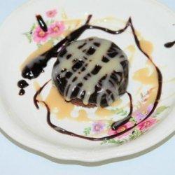 Chocolate Ganache Cake recipe