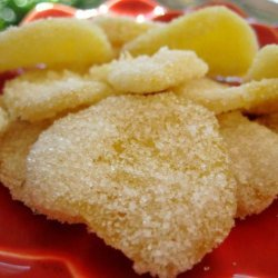 Candied Ginger and Syrup recipe