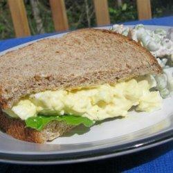 Nif's Eggstremely Easy Egg Salad recipe