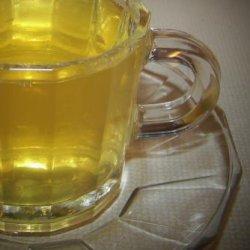 Not Just for a SORE THROAT TEA recipe