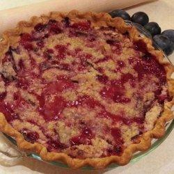 Perfect Plum Pie recipe