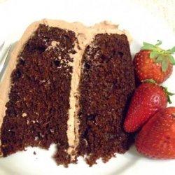 Low Fat, Low Cholesterol Chocolate Cake/Cupcakes recipe