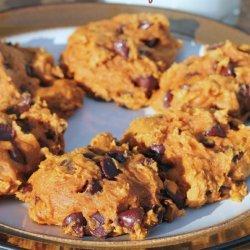 Pumpkin Drop Cookies recipe