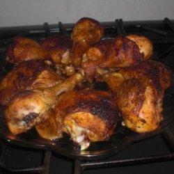 Boston Market Bake and Baste Chicken recipe
