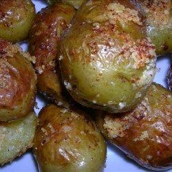 Company Baby Potatoes recipe