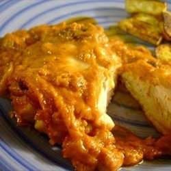 Peanut Butter Chicken with Chile recipe