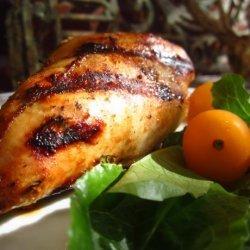 Marinade for BBQ Chicken recipe