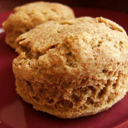 Sourdough Whole Wheat Biscuits recipe