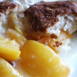The Lady and Sons Easy Peach Cobbler ( Paula Deen ) recipe