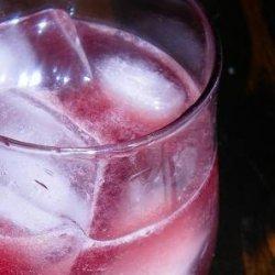 Persian Pomegranate Cooler recipe