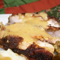 Roasted Turkey Breast With Zesty Dry Rub recipe
