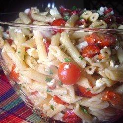 Lemon Pasta Salad recipe