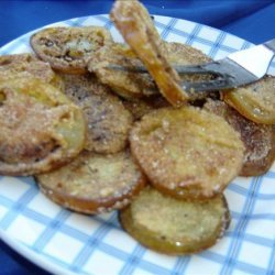 Granny's Fried Green Tomatoes recipe