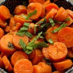 Spicy Carrot Salad recipe