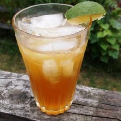 Lime Iced Tea recipe