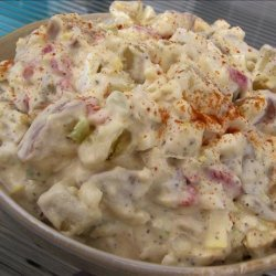 Creamy Red Potato Salad recipe