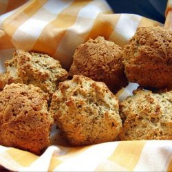 Whole Wheat Dinner Muffins recipe