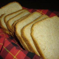Sahara Sand Bread for Bread Machine recipe