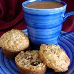 Great Grains Oatmeal Muffins recipe