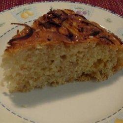 Sweet Onion Custard Bread recipe